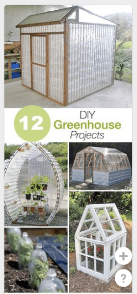 how to make greenhouses