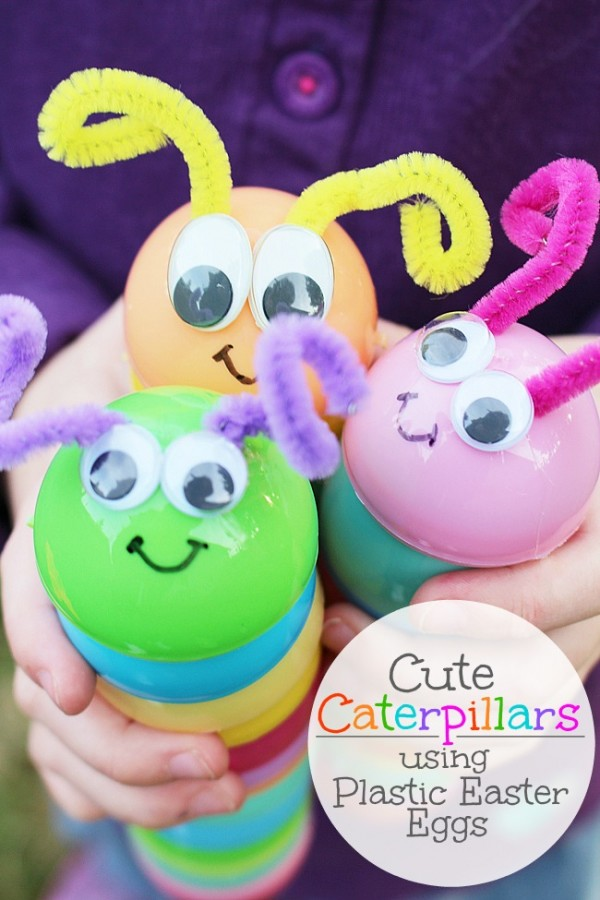 Catepillars-With-Recycled-Plastic-Easter-Eggs-Artzy-Creations-Main