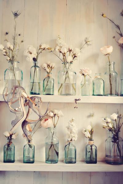 cotton plants decor