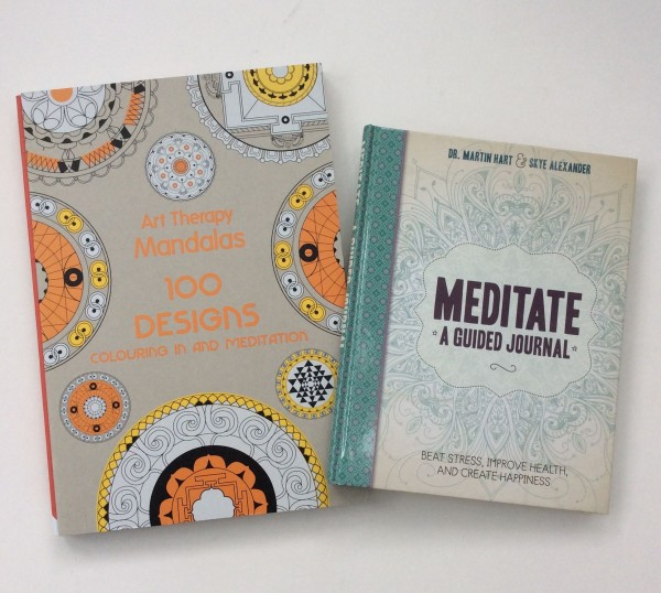Giveaway Adult Coloring Book And Meditation Journal Recycled Crafts