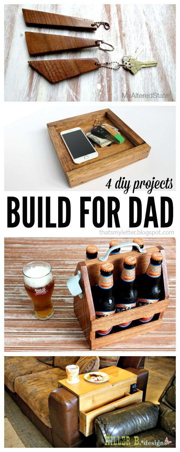 build for dad collage