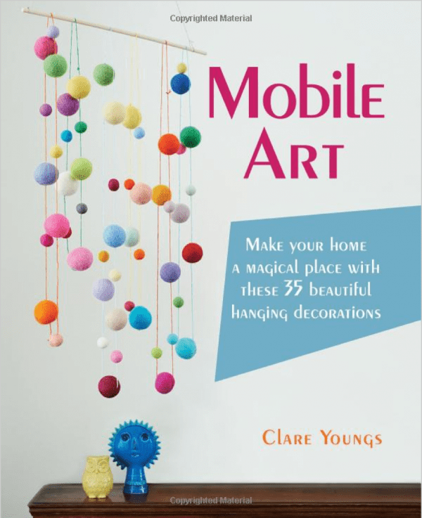 Giveaway  Mobile Art: 35 Beautiful Hanging Decorations For Your Home U2013  Recycled Crafts