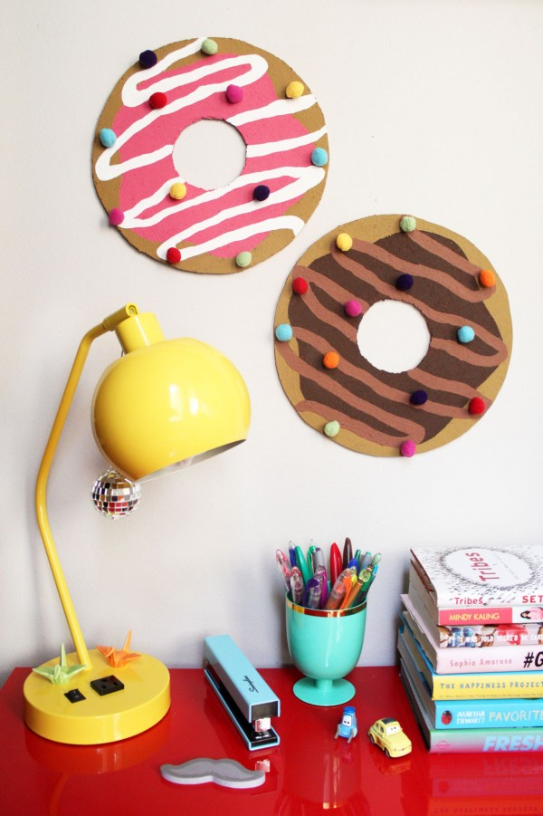 donut bulletin board copy
