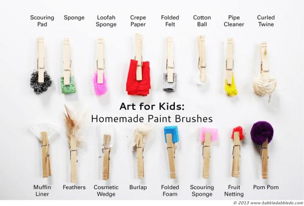Homemade-Paint-Brushes-BABBLE-DABBLE-DO