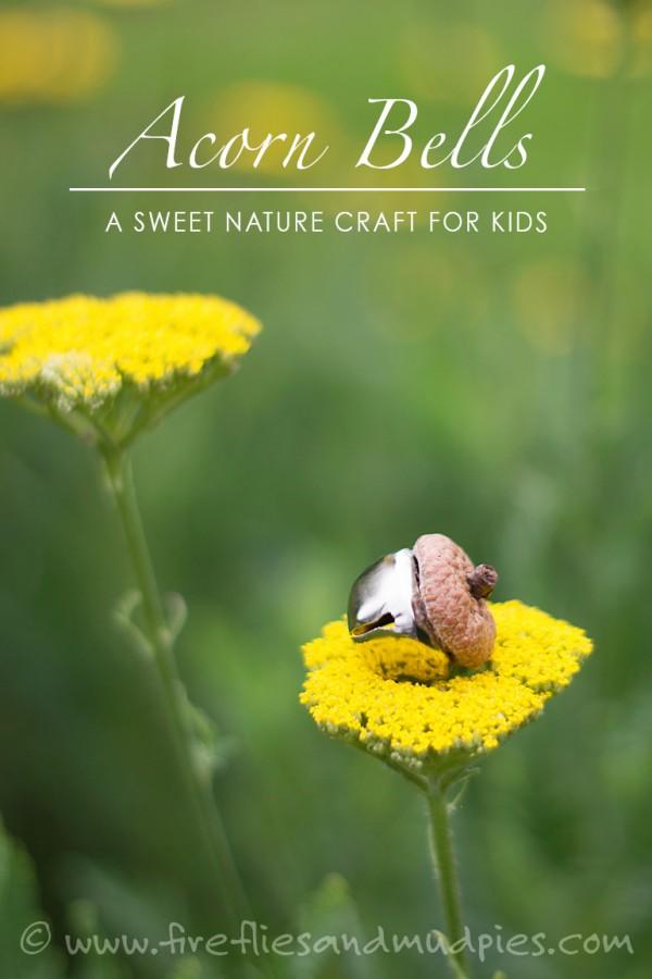 acorn-bell-craft-for-kids