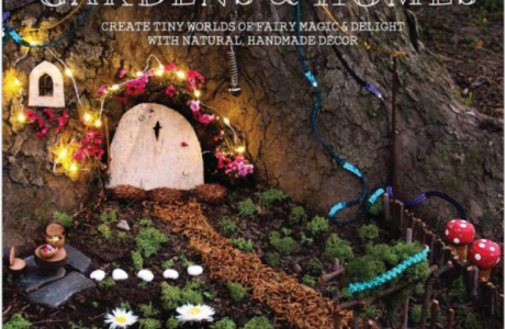 Giveaway-Magical Miniature Gardens and Homes: Create Tiny Worlds of Fairy Magic & Delight with Natural, Handmade Décor
