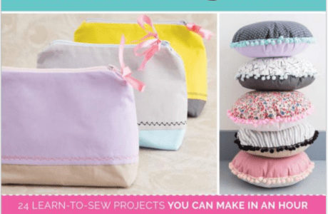 Giveaway- See Kate Sew: 24 Learn-to-Sew Projects You Can Make in an Hour