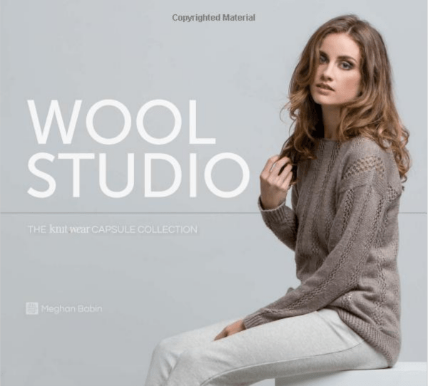 Book Giveaway- Wool Studio: The Knitwear Capsule Collection