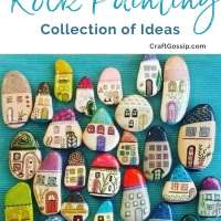 Great collection of rock painting ideas