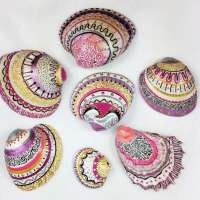 Lots of fun ways to paint shells