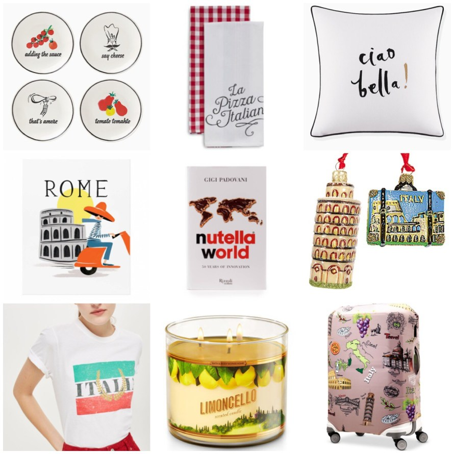 Italy Inspired Gifts Under $100
