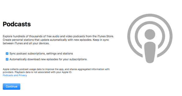 Access Podcasts from iTunes or Your Apple Device - recyclemac
