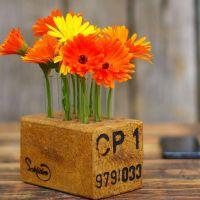Sommerzeit ist Blumenzeit - wir zeigen unsere Vasenideen zum Selbermachen