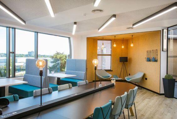 Best Workspace Design Trend 2020