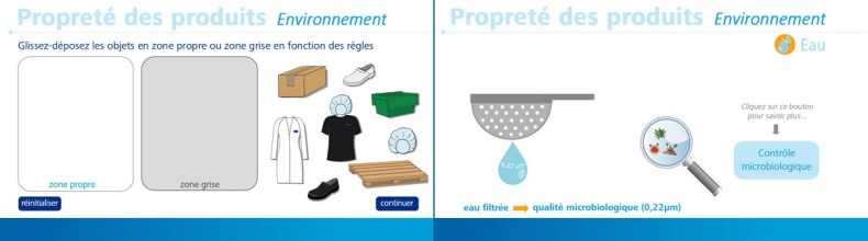 exemple de réalisation module elearning par Red Kiwi