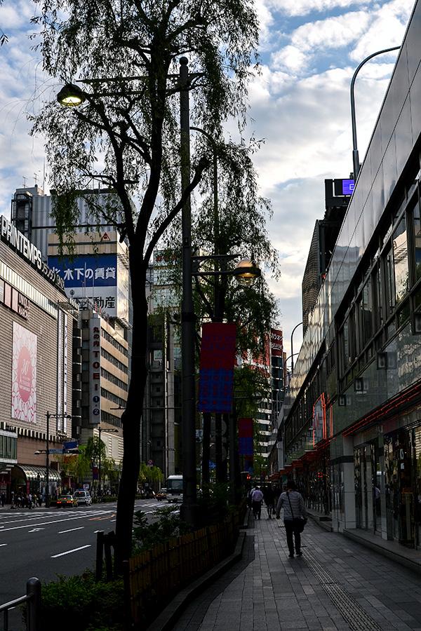 東京駅〜銀座03