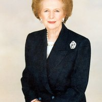 Margaret Thatcher and the Queen's English