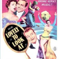 Lovely to Look At, starring Red Skelton, Howard Keel