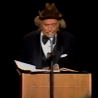 Frogs - a comedy poem by Red Skelton