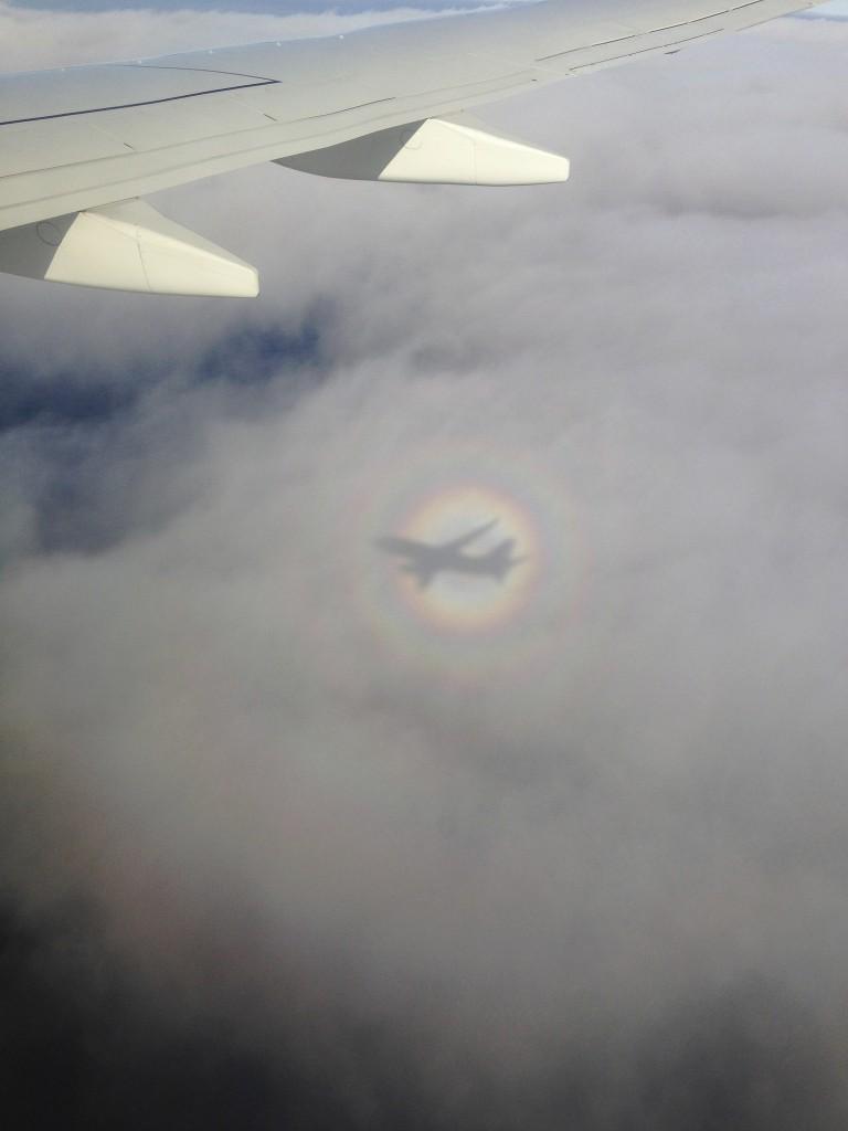 Brocken Spectre Flight