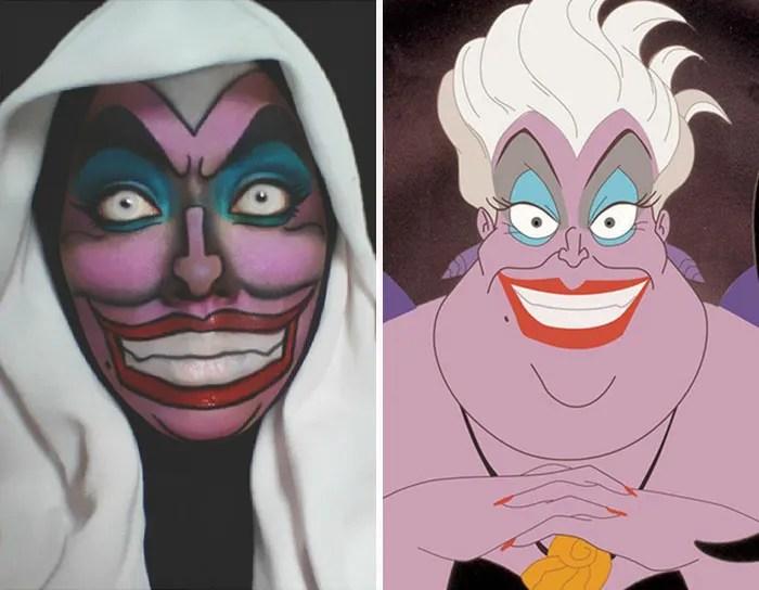 Disney Maquillaje Princesas (3)