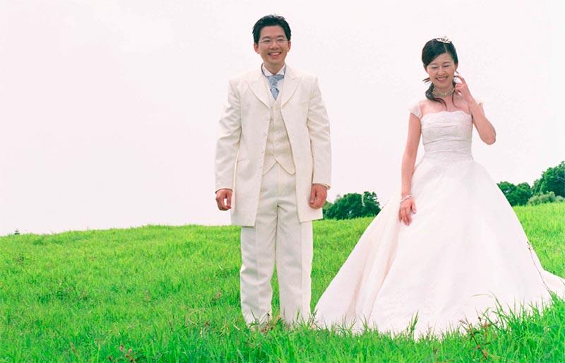 Pareja, Matrimonio