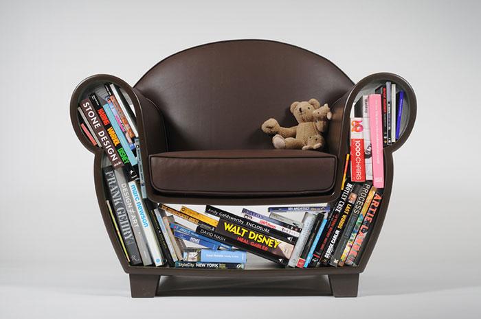 Amante de los libros? Entonces NECESITAS una de estas librerías ...