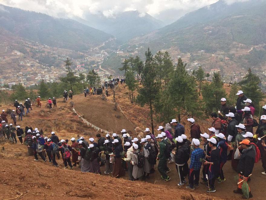 ecologistas en butan