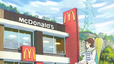 macdonalds japon