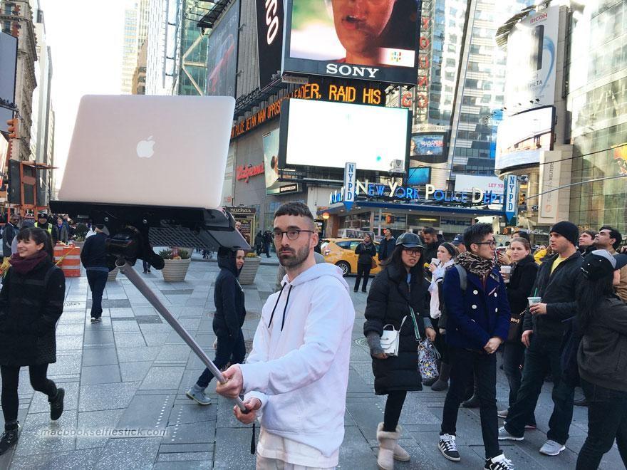 Mac Selfie Stick