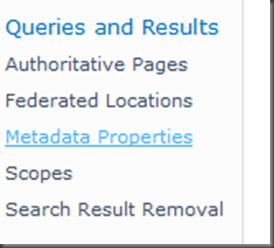 Modifying SharePoint 2010 Standard Search Results (2/6)