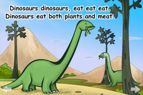 Dinosaurs! Dinosaurs!