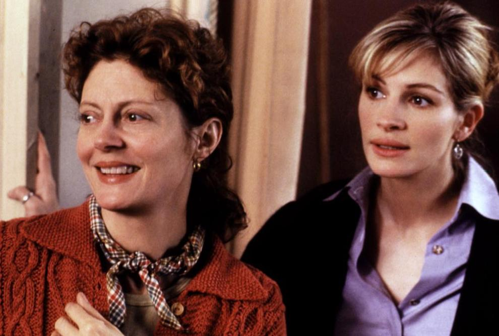 STEPMOM, Susan Sarandon, Julia Roberts, 1998