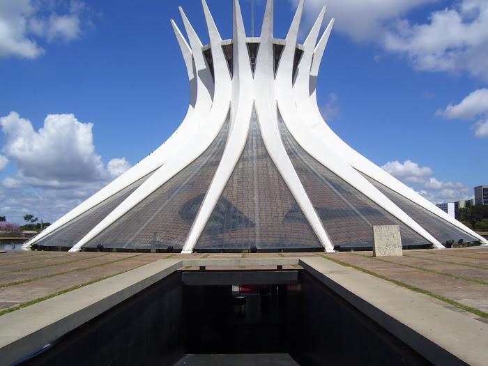 Catedral de Brasília - Oscar Niemeyer