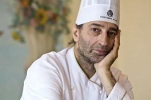 Chef Francesco Carli (Fonte: Anagrama)