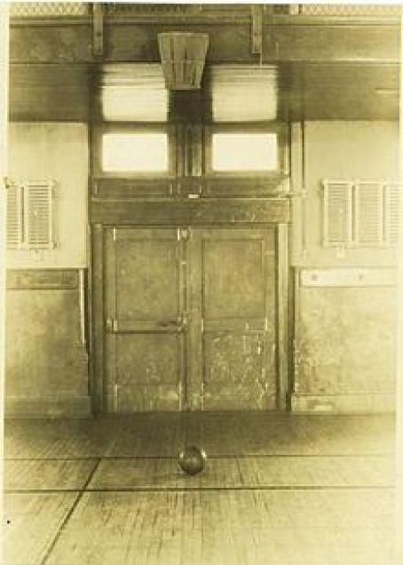 Primeira quadra de basquete, Springfield, Massachusets