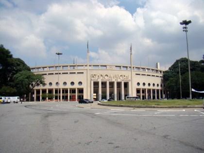 Praça Charles Miller