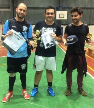 Premiados na Taça RW