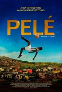 """Capa do filme """"Pelé - O nascimento de uma lenda"""""""