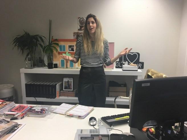 Paula Merlo, diretora de redação