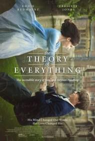 """Poster do filme """"A Teoria de Tudo"""""""