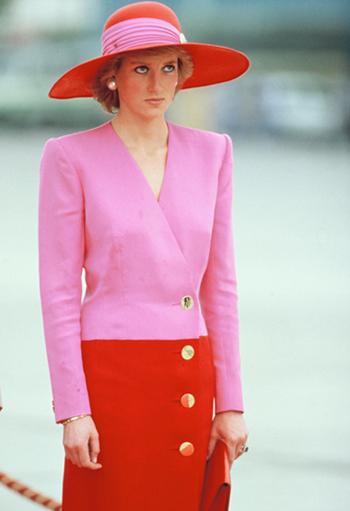 Princess Diana In Kuwait