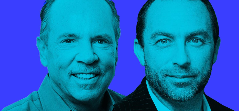 Mitch Lowe y Jimmy Wales