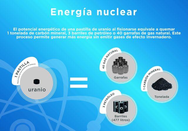 Argentina es uno de los 11 países del mundo que produce combustible para reactores. | Foto: CNEA