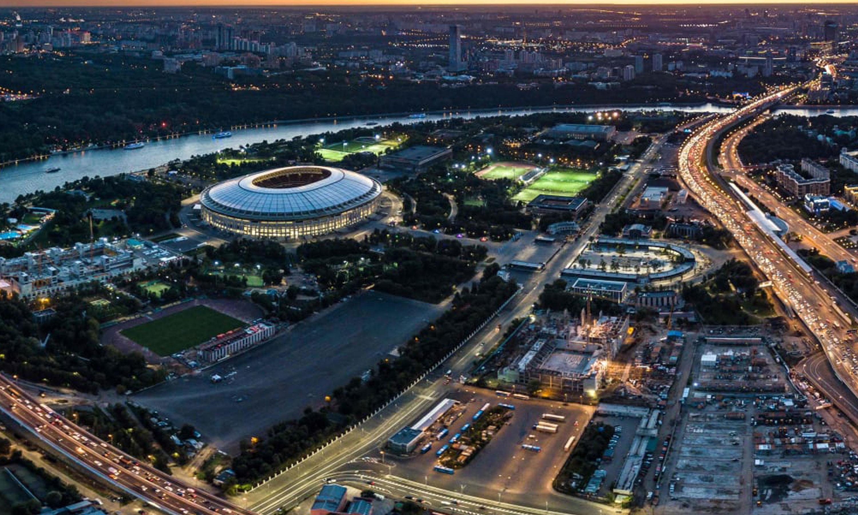 Ser sede de la Copa Mundial de Fútbol no es lo que la FIFA promete ...