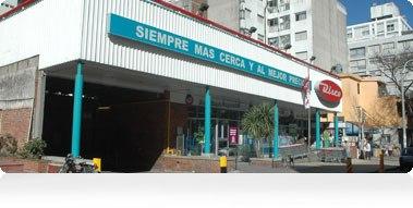 Disco de Chucarro, Montevideo