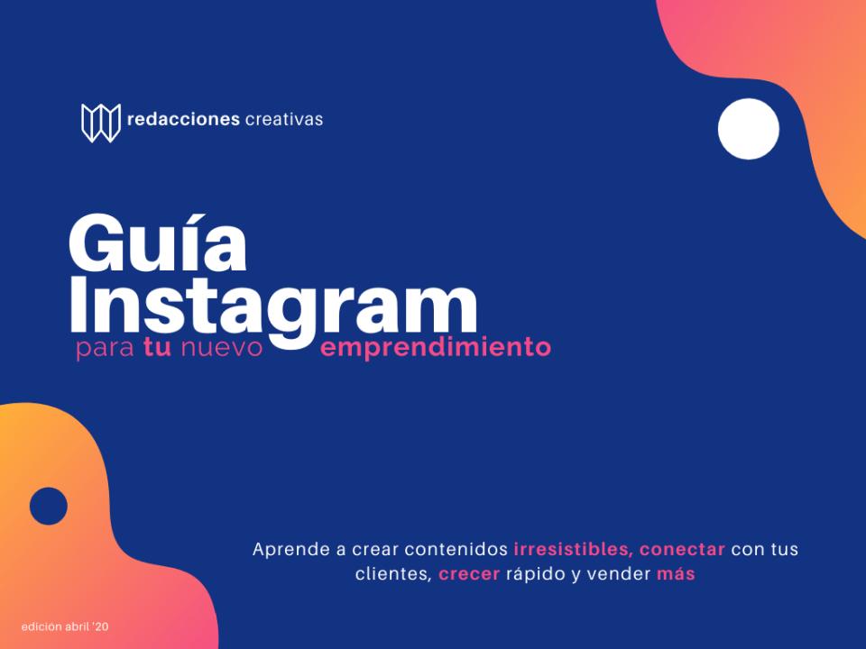 guía instagram 2020