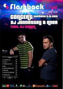 Concert DJ JONESSEY & ANER (feat DJ Waren)