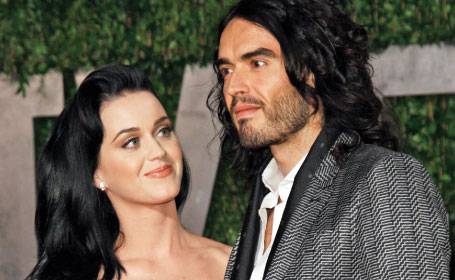 Katy Perry si Russell Brand S-au Casatorit In India