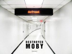 "Moby va lansa in 2011 albumul ""Destroyed"""